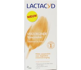 Lactacyd Wasemulsie hydraterend, 300ml