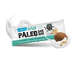 MaxSport Raw Paleo Bar Kokos, zonder toegevoegde suiker