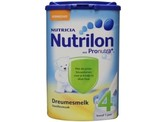Nutrilon 4 Dreumes vanille poeder