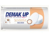 Demak Up Pads sensitive silk ovaal