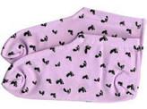Mattisson Vochtig houdende sokken foot print zacht lila
