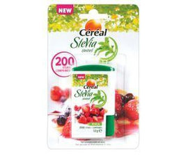 Cereal Stevia sweet