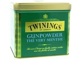 Twinings Gunpowder blik mint