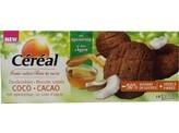 Cereal Cacao kokos koek