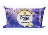 Page Toiletpapier vochtig kussenzacht