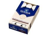 Gouda Waxinelicht 8 uur wit