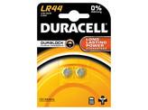 Duracell Eletronis LR44