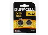 Duracell Batterij dl/ 2032 cl/ 2032 3v litium