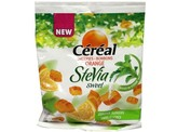 Cereal Snoep orange stevia