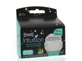 Wilkinson Intuition naturals sensitive care mesjes