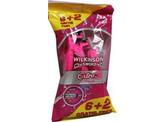 Wilkinson Extra III beauty 6 + 2