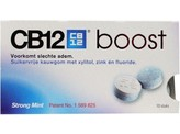 CB12 Mondverzorging boost kauwgum
