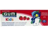 GUM Kids tandpasta aardbei