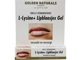 Golden Naturals L-Lysine+ lipblaasjes gel tube
