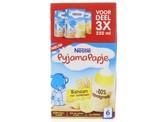 Nestle Pyjamapapje banaan 250 ml