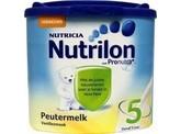 Nutrilon 5 Peuter groeimelk vanille