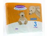Sweetcare Luiers Soft & easy midi nr 3 4-9kg