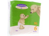 Sweetcare Luiers soft & easy XL nr 6 16+ kg
