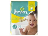Pampers New baby midi 3 midpak