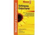 Bloem Echinacea extra forte weerstand