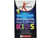 Lucovitaal Melatonine kids puur 0.299 mg
