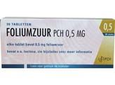 Pharmachemie Foliumzuur 0.5