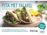 Terrasana Receptkaart A6 pita falafel