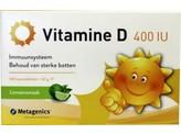 Metagenics Vitamine D3 400IU