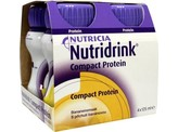 Nutricia Compact protein banaan 125 gram