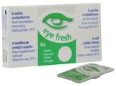 Eyefresh 1 Maand lens 6-pack -2.50