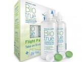 Bausch & Lomb Biotrue MPS flight pack