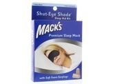 Macks Shut eye shade sleep mask