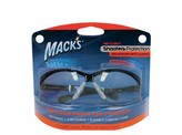 Macks Shooting safety glass clear