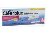 Clearblue Clearblue zwangerschapstest met wekenindicator