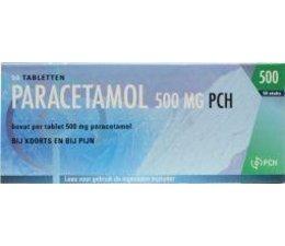 Pharmachemie Paracetamol 500 mg