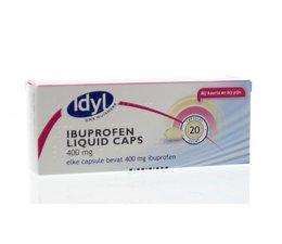 Idyl Ibuprofen 400 mg liquid