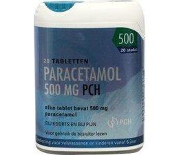 Pharmachemie Paracetamol 500 mg click