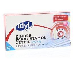 Idyl Paracetamol kind 240 mg