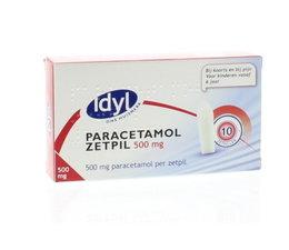 Idyl Paracetamol 500 mg