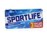 Sportlife Smashmint 3-pack