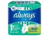 Always Normal plus single pak