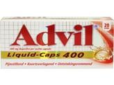 Advil Advil liquid caps 400