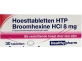 Healthypharm Broomhexine hoest 8 mg