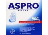 Aspro Aspro bruis 500 mg