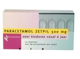 Healthypharm Paracetamol 500 mg