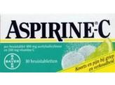 Aspirine Aspirine C