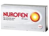 Nurofen 400 mg Omhulde tabletten