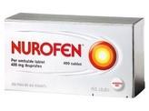 Nurofen 200 mg Omhulde tabletten