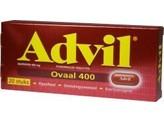 Advil Advil 400 mg ovaal blister