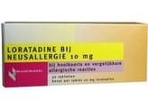 Healthypharm Loratadine hooikoorts tablet